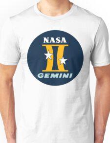 Gemini Program Patch Unisex T-Shirt