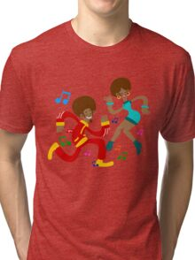 Köpke Chara Collection - Dance Off!! Tri-blend T-Shirt
