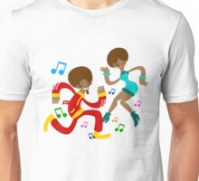 Köpke Chara Collection - Dance Off!! Unisex T-Shirt