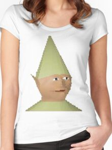 Gnome Child Women's Fitted Scoop T-Shirt