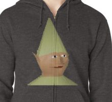Gnome Child Zipped Hoodie