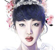 Sulli Blossom by NIQELS