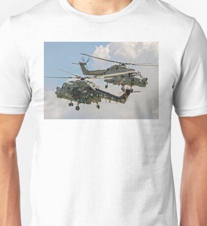 "702 NAS ""Black Cats"" dancing Unisex T-Shirt"