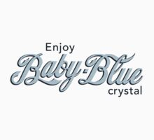 Baby Blue Cystal (light colors) by ORabbit