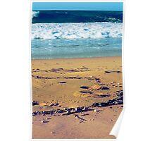 Summer Sand Poster