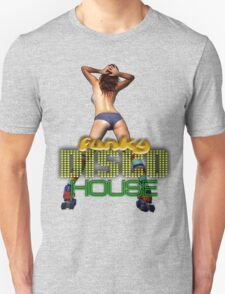 FUNKY DISCO HOUSE MUSIC Unisex T-Shirt