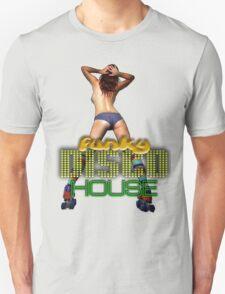 FUNKY DISCO HOUSE MUSIC T-Shirt