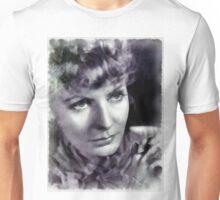 Greta Garbo by John Springfield Unisex T-Shirt