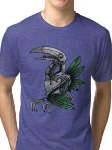 Robotic Toucan Tri-blend T-Shirt