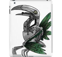 Robotic Toucan iPad Case/Skin
