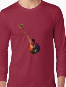guitar  Long Sleeve T-Shirt