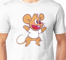 Köpke Chara Collection - Mouse Jump! Unisex T-Shirt