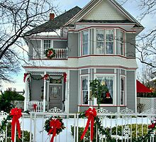 Old Fashioned Christmas by Diana Graves Photography