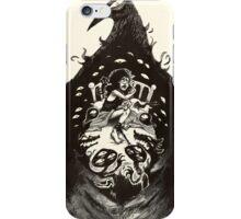 Three Black Birds iPhone Case/Skin