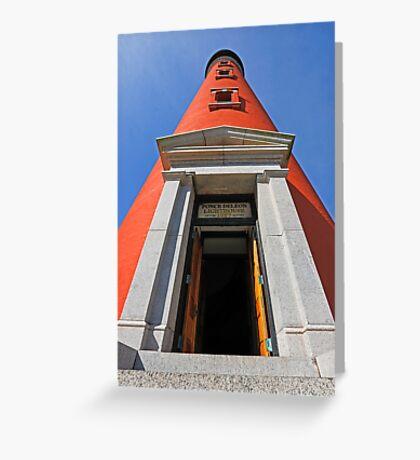 Ponce de Leon Lighthouse Greeting Card