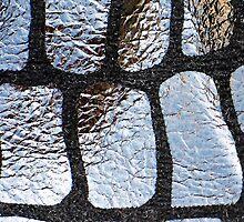 Snakeskin Glass by BuzzEdition