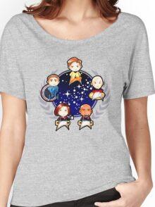 Chibi Trek Women's Relaxed Fit T-Shirt