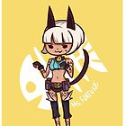 Ms.Fortune by pikabang