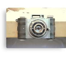 Detrola Vintage Camera Canvas Print