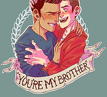 You're My Brother by Cara McGee
