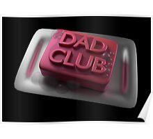 Dad Club Poster