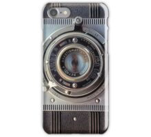 Detrola Vintage Camera iPhone Case/Skin