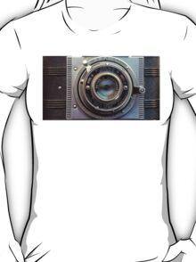 Detrola Vintage Camera T-Shirt