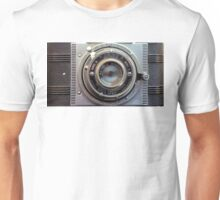 Detrola Vintage Camera Unisex T-Shirt