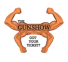 The GUNSHOW Photographic Print