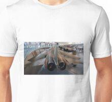 Aardvark in perspective Unisex T-Shirt