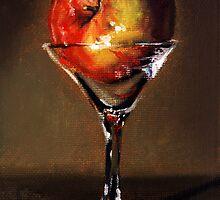 Apple Martini 2 by Maurice Morgan II