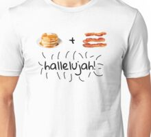 Pancakes and bacon Unisex T-Shirt