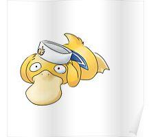 Sailor Duck Poster