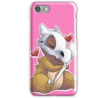 Good bone, best bone iPhone Case/Skin