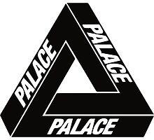 Palace Skateboards Small Logo | 2015 by FightKit