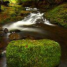 Green Rocks by Brett Chatwin (Chatta)