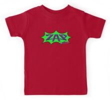 ZAP CIRCUS Bust out Logo Kids Tee