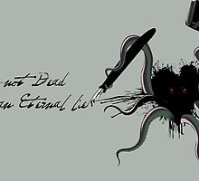 Immortal Lovecraft by SamielLair
