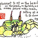 Feeling Crabby by dosankodebbie