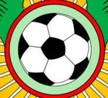 Republic of Soccer Sticker