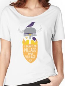 Pillage Women's Relaxed Fit T-Shirt