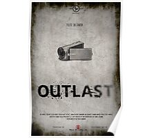 OUTLAST Poster