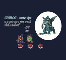Choose your starter! - Gorloc by Arry