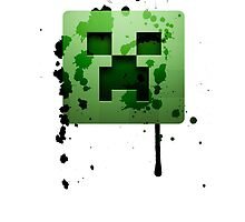 Minecraft - Creeper by mag13