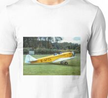 B.A. Swallow II G-AFCL at Old Warden Unisex T-Shirt