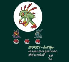 Choose your starter! - Murky by Arry