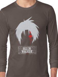Allen Walker T-Shirt Long Sleeve T-Shirt