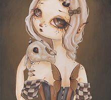 Dragonkin by WhiteStagArt