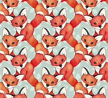 Fox Lattice by Perrin Le Feuvre