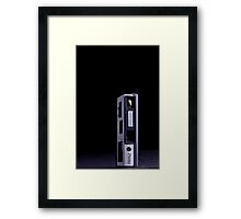 Old School Compact Camera Framed Print